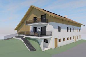 Referenzprojekte Bau Salzburg Oberösterreich Kriechhammer Bau